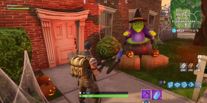 Fortnite House Locations Guide - With Ring Doorbells
